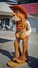 Chainsaw carving IX (Rotifer) Tags: chainsawcarving chainsaw stihl libby libbymontana libbymt libbychainsawcarving kootenai kootenairiver koocanusa kootenaifalls