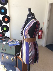 All Tied Up! (Glass Horse 2017) Tags: redcar cleveland charityshop lps trunks luggage fireextinguisher mannequin ties tunic belt trending