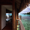 Inside | Outside @ Kia Ora Resort in Rangiroa (Dario Manuppella) Tags: honeymoon rangiroa frenchpolynesia polynesia borabora moorea tuamotu sea resort kiaoraresort love