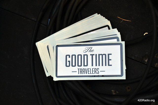 The Good Time Travelers - Northwest String Summit, North Plains, OR - 07/13/17