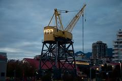Shipyard - North Vancouver, Canada (The Web Ninja) Tags: vancouver vancouverbc yvr northvan northvancouver explore explorebc travel travelling travelphotography photo photography canon canon70d