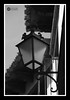 Perro (J.Gargallo) Tags: rubielosdemora teruel aragón españa faroles farolas farol forja hierro framed blancoynegro blackwhite blackandwhite byn bw blanconegro canon canon450d canonefs18200 eos eos450d 450d