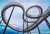 Tiger and Turtle (YaYapas) Tags: stairs hdr 5xp treppen d7100 angerpark art kunstwerk lightroomhdr skulptur duisburgangerhausen tokina1116 achterbahn 11mm landmarke duisburg nordrheinwestfalen deutschland de