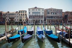 Venice, Italy - Canal (GlobeTrotter 2000) Tags: giorgio gondola grand italy maggiore sangiorgiomaggiore sanmarco venezia venice venise boat canal tourism travel visit