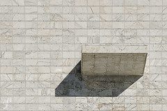 Sunny and Metaphysical (Giovanni Cappiello | f.64) Tags: marble urban old watermark city afternoon wall facade smooth white architecture roma italia ita