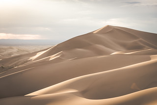 Khongoryn Els, Mongolia - Singing Sands
