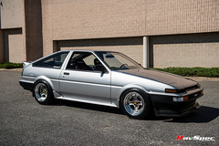"WORK Equips 40 - Toyota AE86 Corolla S2k Turbo Swap • <a style=""font-size:0.8em;"" href=""http://www.flickr.com/photos/64399356@N08/36725375143/"" target=""_blank"">View on Flickr</a>"