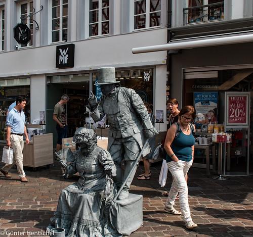Menschen in Trier