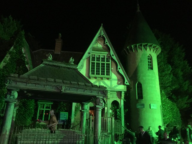 Duel at Scarefest - 2016