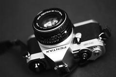 Pentax MG (rolandmks7) Tags: sonynex5n blackwhite camera pentax mg