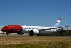 G-CKNA (MAB757200) Tags: norwegianairuk b7879 gckna freddymercurybritishrocklegend jetliner aircraft airplane airlines boeing pae kpae dreamliner