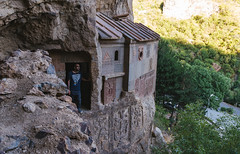 Gegard ruins (runovv) Tags: armenia gegard armenian church christianity religion building architecture stone mountains
