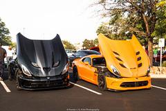 Halloween (Hunter J. G. Frim Photography) Tags: supercar colorado srt viper v10 american black white orange gts ta srtviper manual