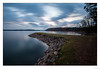 Clouds Rolling Through (John Cothron) Tags: 10stopneutraldensityfilter 15mm 5dmarkii 5d2 5dii 5dmkii americansouth canoneos5dmkii carlzeiss cothronphotography distagon1528ze dixie gainesville georgia hallcounty johncothron keithbridgepark lakelanier leebigstopper leefiltersystem southatlanticstates southernregion thesouth us usa unitedstatesofamerica zeissdistagont2815mmze cloud clouds cloudyweather grass lakeshore landscape longexposure morninglight nature outdoor outside peninsula plant plants reflection scenic sky spring sunrise img13363160320 ©johncothron2017 cloudsrollingthrough