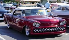 1956 Chevy Kustom (bballchico) Tags: 1956 chevrolet kustom customcarrevival carshow convertible customcarshow custom
