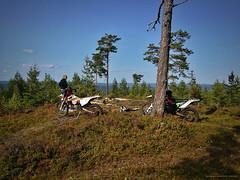 Just a nice Enduro day (MIKAEL82KARLSSON) Tags: enduro ktm gasgas dirtbike grängesberg dalarna sweden bergslagen mobilfoto mikael82karlsson