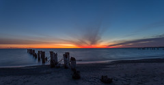 Sunrise Pt 1-6:17am (hey its k) Tags: fiftypointconservationarea sunrise grimsby ontario canon6d longexposure img0865pano groynes