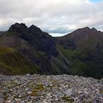 An Teallach's summit ridge from Sail Liath thumbnail
