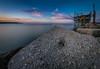 Trabocco sul mare (cristian_05) Tags: mare tramonto pietra sole nuvole tempilunghi ortona abruzzo allaperto sanvito