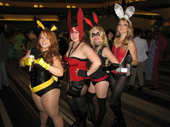 IMG_9119 (foodbyfax) Tags: batgirl scarletwitch msmarvel antman cosplay bunnies
