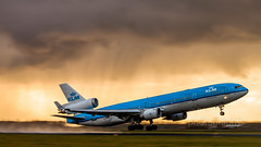 "KLM MD-11 departure • <a style=""font-size:0.8em;"" href=""http://www.flickr.com/photos/125767964@N08/36887838680/"" target=""_blank"">View on Flickr</a>"