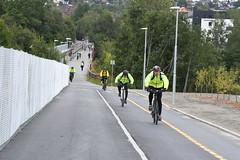 Sykkelveg Stavne 0093 (Miljøpakken) Tags: miljøpakken trondheim sykkelveg sykling sykkelrute syklister myke trafikanter