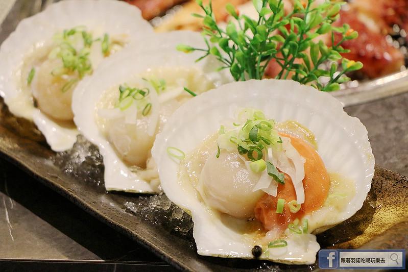 原月日式頂級帝王蟹吃到飽板橋燒烤吃152