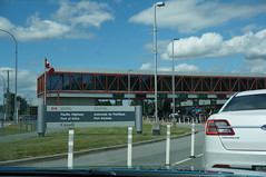 maintain... (rovingmagpie) Tags: bordercrossing canadiancustoms theborder immigration can150 canada britishcolumbia bc
