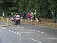 Tour of Britain Cycle Race 2017 (pobbydog) Tags: tourofbritain2017 kesgrave suffolk cycle cycling cyclist cyclists bike bikes nikon d7000 race outdoor outdoors road vehicle september 2017 public ovoenergy stage6 a1214 hallroad mainroad police