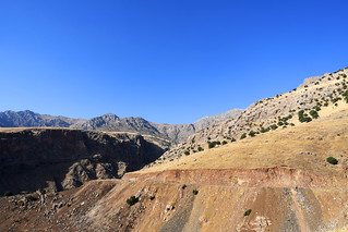 Driving near Ahmad Awa / Iraqi Kurdistan