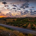 Sunset in Toledo Spain thumbnail
