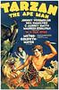 Tarzan the Ape Man (1932, USA) - 01 (kocojim) Tags: maureenosullivan illustrated kocojim poster johnnyweissmuller publishing advertising film illustration motionpicture movieposter movie