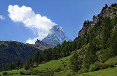 Zermatt Il Cervino (Maurizio Carlieri) Tags: zermatt cervino