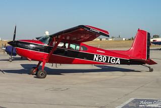 Private --- Cessna 180K Skywagon --- N301GA