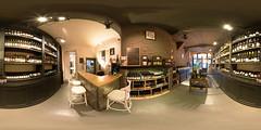 Salmanazar (focus360degres) Tags: panorama 360 toulouse carmes boutique vin bières