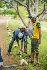 Service Project - Samadhi Path