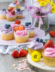 cupcakes (ChicqueeCat) Tags: cupcakes cakes food natural light nikon d3300