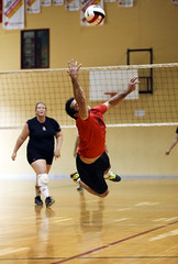 Get Back here (Danny VB) Tags: liguelive indoor volley volleyball canon 6d autumn live league tournament dannyboy