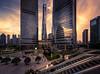 GAP (Rob-Shanghai) Tags: gap lujiazui towers shanghai china shanghaitower skyscraper people leica m240 cv12mm