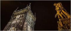 Staroměstská mostecká věž - Karlův most - Prague (Stefano Flammia) Tags: praga pontecarlo carloiv staroměstskámosteckávěž prague praha bridge tower