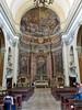 DUBROVNIK, CROATIA - Jesuit church/ ДУБРОВНИК, ХОРВАТИЯ - костёл Ордена Иезуитов