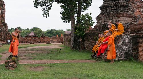 Wat Chai Watthanaram, Ayutthaya, Thaïlande
