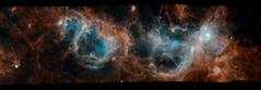Celebrating Herschel's legacy (europeanspaceagency) Tags: herschel space observatory stars spacescience imageoftheweek esa galaxy