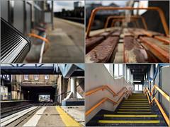 My local station (Geza (aka Wilsing)) Tags: overground station em1 mzd17mm18 zd