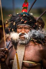 Baliem Valley Festival (tehhanlin) Tags: wamena indonesia sony a7rii danitribe papua irianjaya baliem baliemfestival ngc portrait people culture tribe tribes festival lembahbaliem lembah faces
