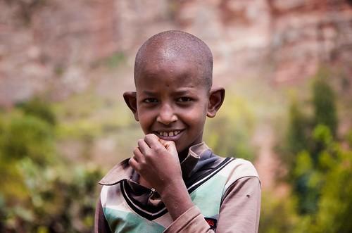 Tigray Boy