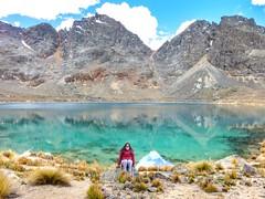 Lagunas de Yauli (pattyesqga) Tags: yauli junín marcapomacocha trekking hiking mountains outdoor montañas senderismo