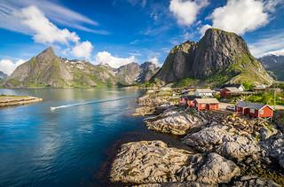 Hamnøy in Lofoten