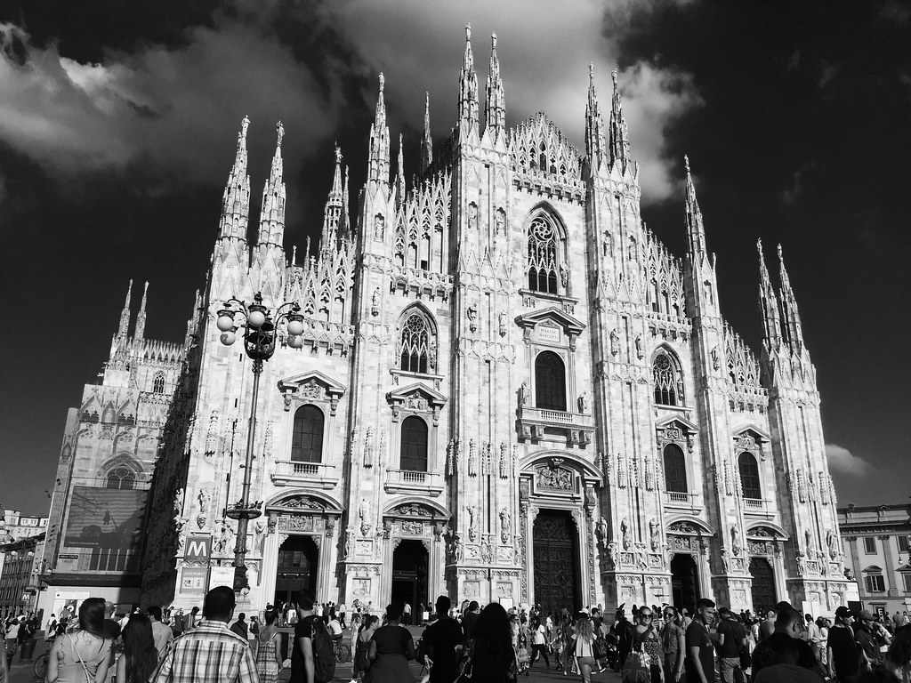 Appreciating a gothic cathedral milan cathedral essay
