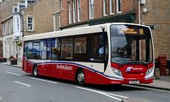11718 YY17GTF Borders Buses (busmanscotland) Tags: 11718 yy17gtf borders buses yy17 gtf ad adl alexander dennis e20d enviro 200 e200 craig campbeltown west coast motors wcm